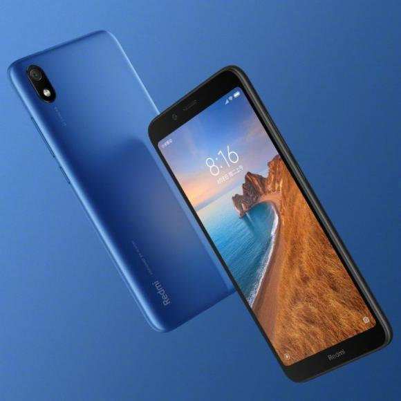 Смартфон Xiaomi Redmi 7A 2/16GB синий