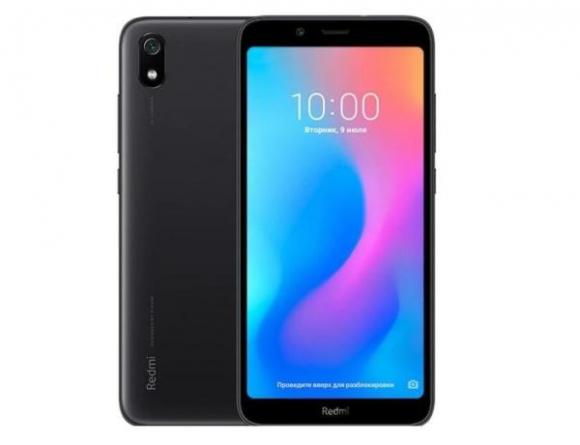 Смартфон Xiaomi Redmi 7A 2/16GB черный
