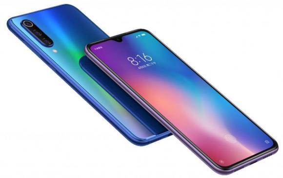 Смартфон Xiaomi Mi 9 SE 6/64GB Ocean Blue