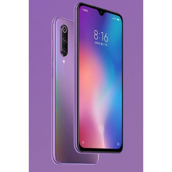 Смартфон Xiaomi Mi 9 6/128GB Lavender violet