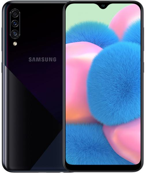Смартфон Samsung A307F Galaxy A30s 32Gb Black