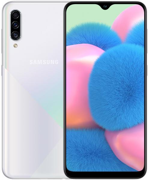 Смартфон Samsung A307F Galaxy A30s 32Gb White