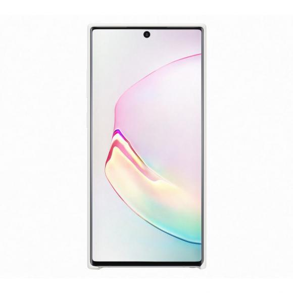 Смартфон Samsung Galaxy Note 10+ 256 ГБ голубой