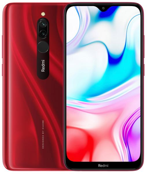 Смартфон Xiaomi Redmi 8 4GB/64GB Red