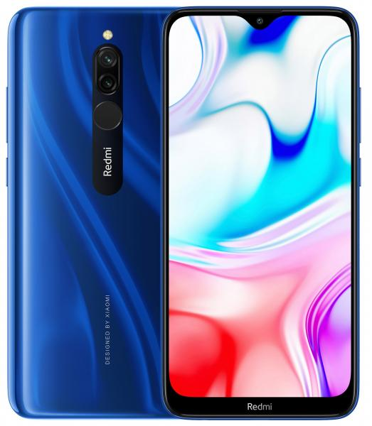 Смартфон Xiaomi Redmi 8 3GB/32GB Blue