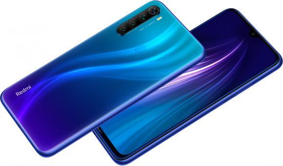 Смартфон Xiaomi Redmi Note 8 4/64Gb Blue