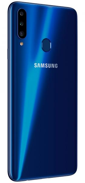 Смартфон Samsung Galaxy A20s 3/32Gb A207 синий