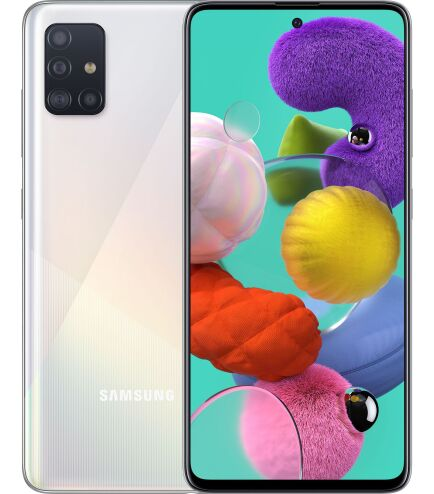 Смартфон Samsung Galaxy A51 2020 A515F 4/64GB White