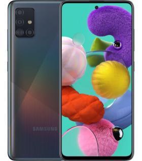Смартфон Samsung Galaxy A51 2020 A515F 6/128GB Black