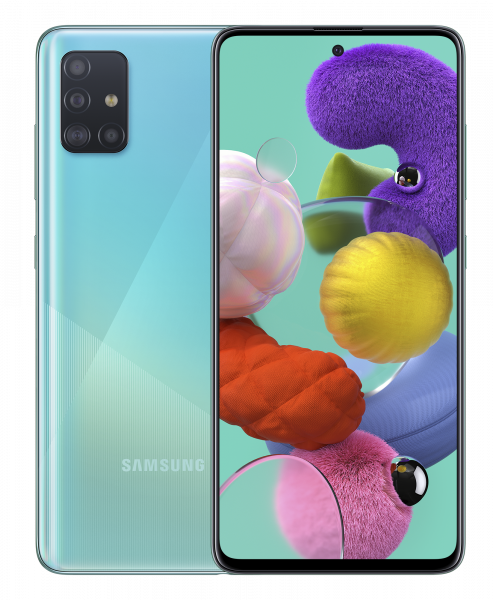 Смартфон Samsung Galaxy A51 2020 A515F 6/128GB Blue