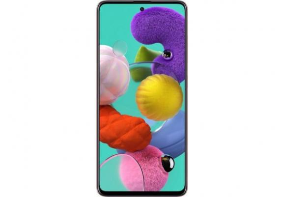 Смартфон Samsung Galaxy A51 2020 A515F 6/128GB Red