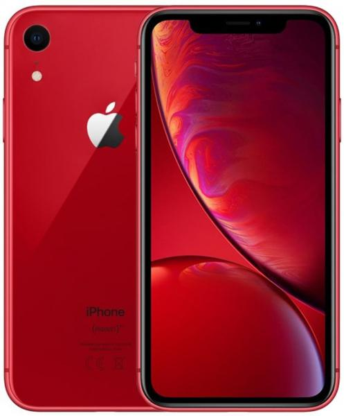 Смартфон Apple iPhone Xr 256Gb Red