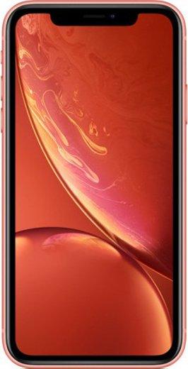 Смартфон Apple iPhone Xr 256Gb Coral