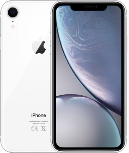 Смартфон Apple iPhone Xr 128Gb White