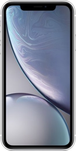Смартфон Apple iPhone Xr 256Gb White