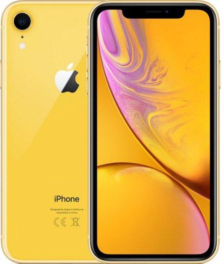 Смартфон Apple iPhone Xr 128Gb Yellow