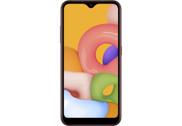 Смартфон Galaxy A01 2/16GB Red