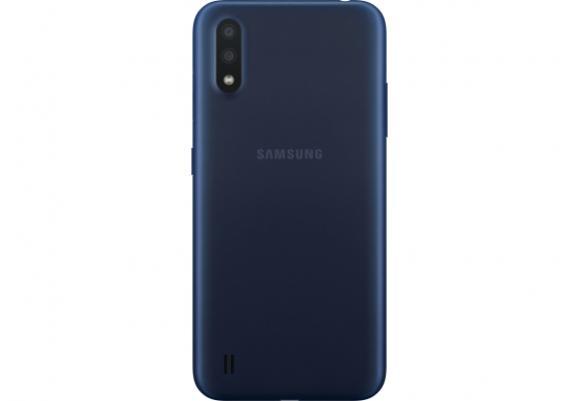 Смартфон Galaxy A01 2/16GB Blue