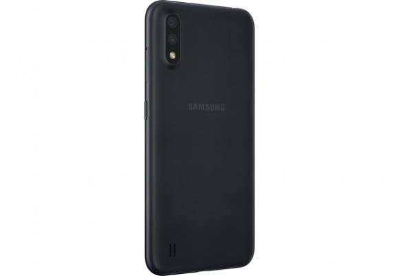 Смартфон Galaxy A01 2/16GB Black