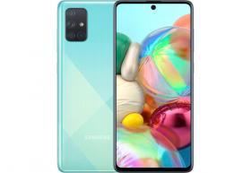 Смартфон Samsung Galaxy A71 2020 A715F 6/128Gb Blue