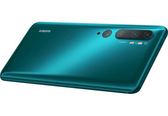 Смартфон Xiaomi Mi Note 10 6/128GB Aurora Green
