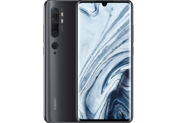 Смартфон Xiaomi Mi Note 10 6/128GB Midnight Black