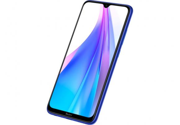 Смартфон Xiaomi Redmi Note 8T 4/64Gb Starscape Blue