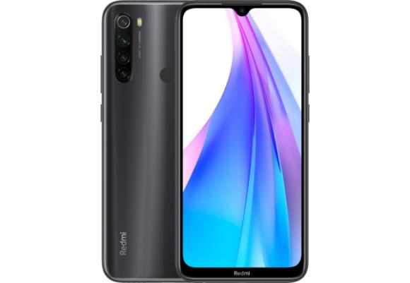 Смартфон Xiaomi Redmi Note 8T 4/64Gb Moonshadow Grey