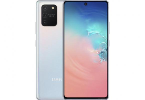 Смартфон Samsung Galaxy S10 Lite 2020 G770F 6/128Gb White