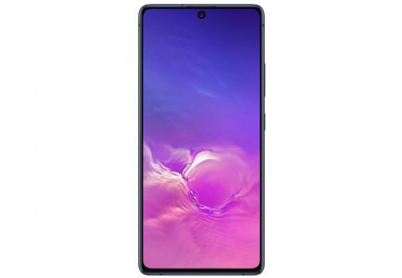 Смартфон Samsung Galaxy S10 Lite 2020 G770F 6/128Gb Black