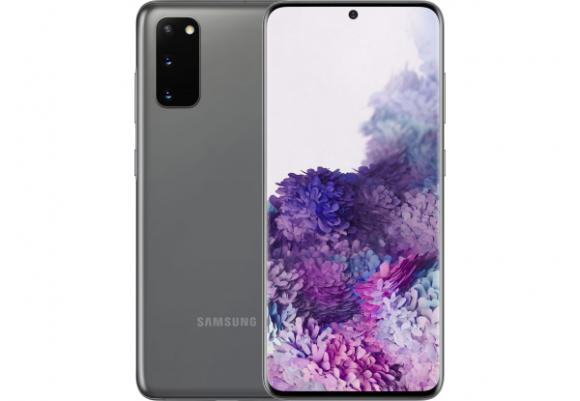Смартфон Samsung Galaxy S20 2020 G980F 8/128Gb Cosmic Gray