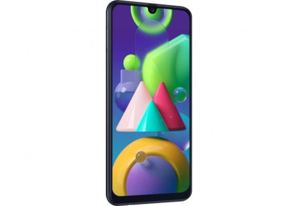 Смартфон Samsung Galaxy M21 4/64Gb Black