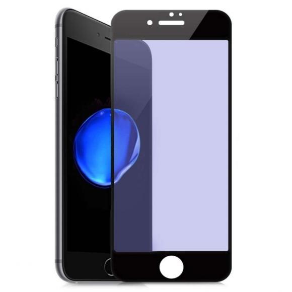 Защитное стекло тех.упак. 5D/6D/10D iPhone 7/8 Черный
