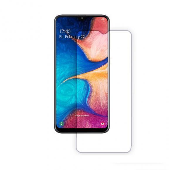 Защитное стекло 0,3 мм для Samsung A40 (2019) тех.пак
