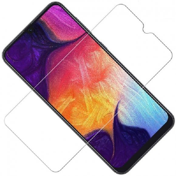 Защитное стекло 0,3 мм для Samsung A20/A30/A50 (2019) пак