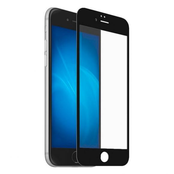 Защитное стекло тех.упак. 5D/6D iPhone 7 Plus/8 Plus Черный