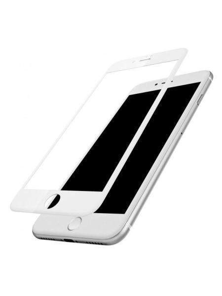 Защитное стекло тех.упак. 5D/6D iPhone 7 Plus/8 Plus Белый