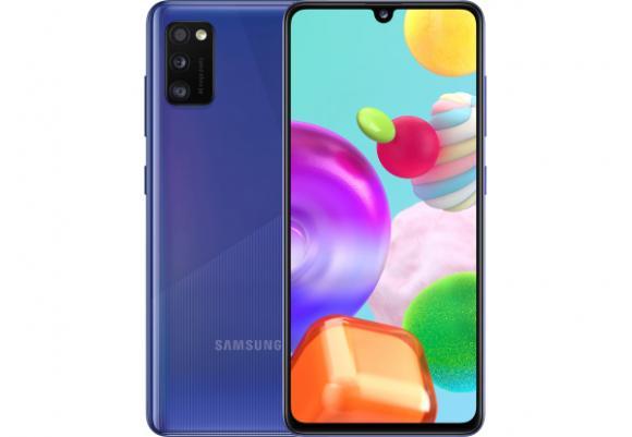 Смартфон Samsung Galaxy A41 2020 A415F 4/64Gb Blue