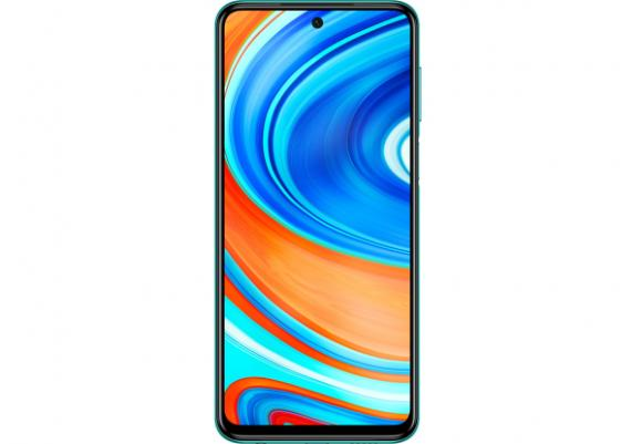 Смартфон Xiaomi Redmi Note 9 Pro 6/64GB Tropical Green