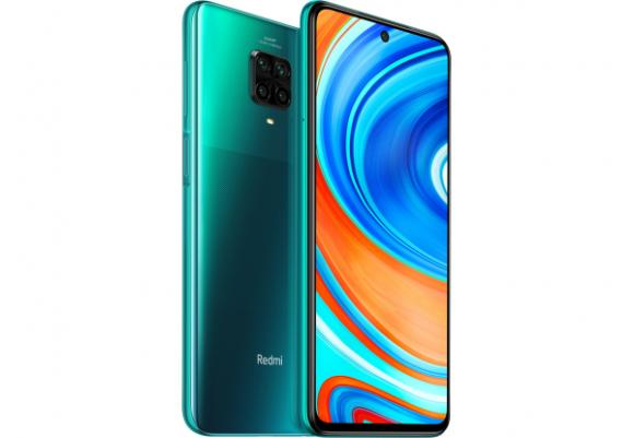Смартфон Xiaomi Redmi Note 9 Pro 6/128GB Tropical Green