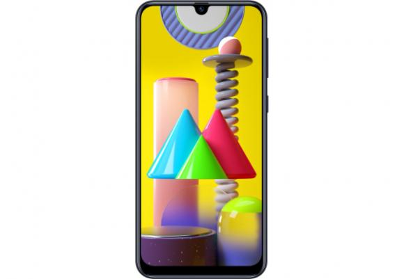 Смартфон Samsung Galaxy M31 2020 M315F 6/128Gb Black
