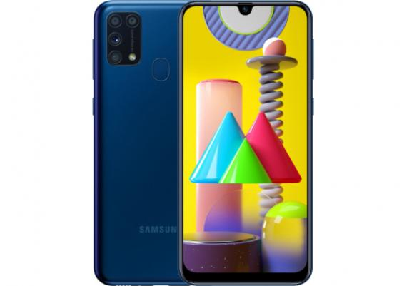 Смартфон Samsung Galaxy M31 2020 M315F 6/128Gb Blue