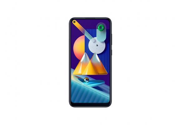 Смартфон Samsung Galaxy M11 2020 M115F 3/32Gb Black