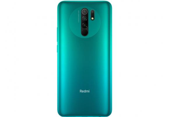 Смартфон Xiaomi Redmi 9 4/64GB Ocean Green