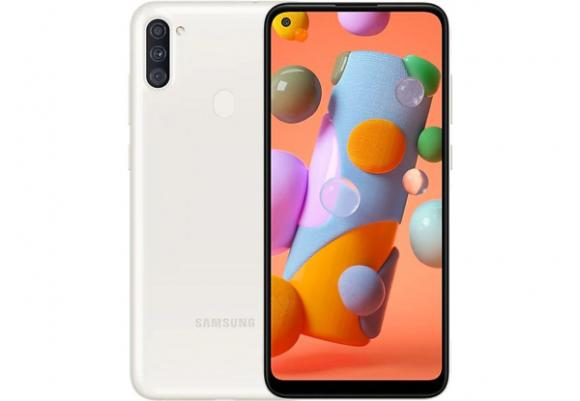 Смартфон Samsung Galaxy A11 2020 A115F 2/32Gb White