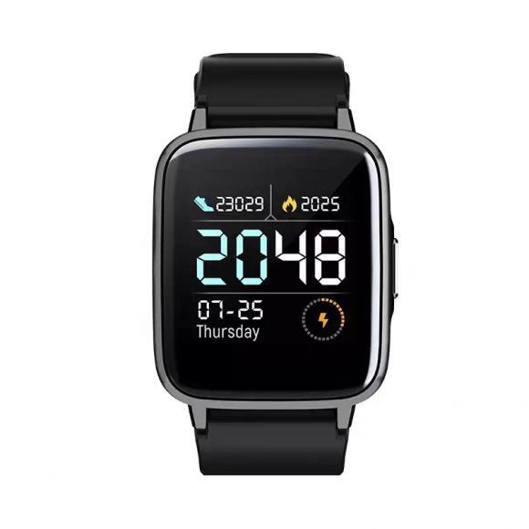 Смарт-часы Xiaomi Haylou LS01 Черные