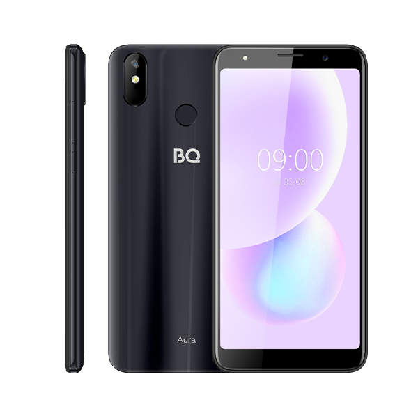Смартфон BQ 6022G Aura Dark-gray