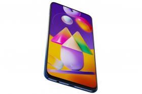 Samsung Galaxy M31s 2020 M317F 6/128Gb Blue
