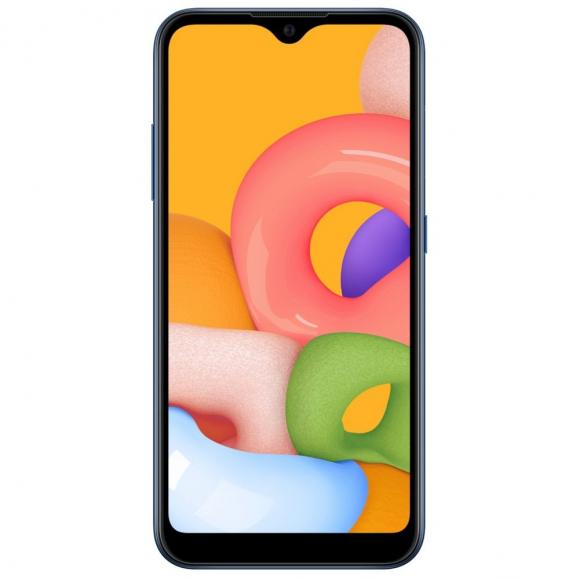 Смартфон Samsung SM-M015F Galaxy M01 32 ГБ красный