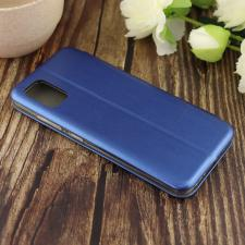 Чехол-книга для Samsung A51 (2020)/отдел под пластик.карту,силикон/ синий